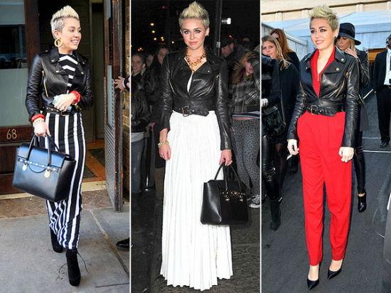 Miley Cyrus MOSCHINO 夹克