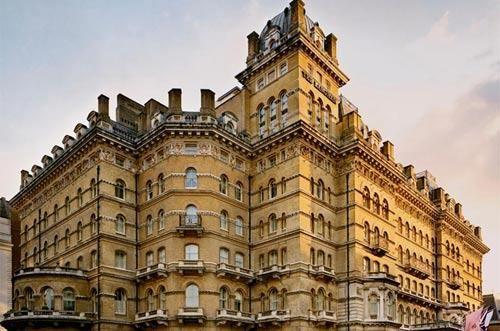 昔时文坛名流的下午茶会所:伦敦朗廷酒店