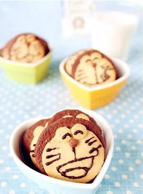 机器猫饼干。图片来源:互联网