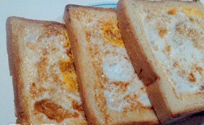 吐司面包。图片来源:互联网