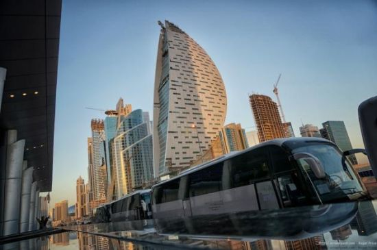 最高酒店:阿拉伯联合酋长国迪拜 万豪候爵酒店