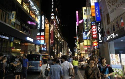 令人陶醉的韩国传统文化街——仁寺洞