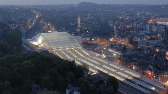 城市第一站 世界五大特色火车站