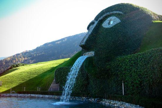 细数全球15个奇特喷泉