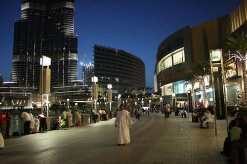 迪拜商场的营业时间