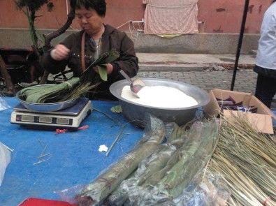 粽米混搭更健康