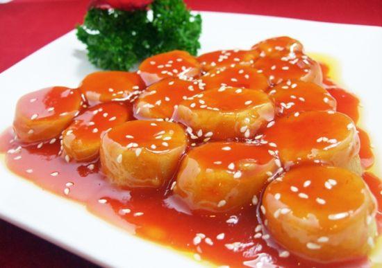 黄金脆皮豆腐