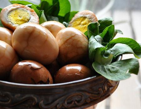 乌龙茶香蛋