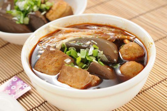 豆腐蘑菇味增汤