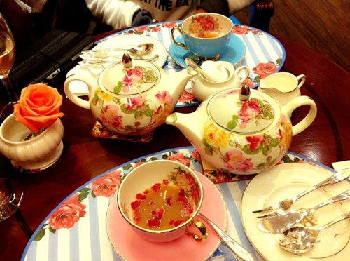 安薇塔英式下午茶