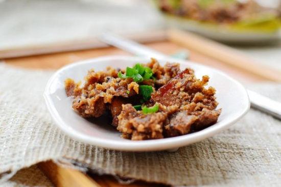粽香粉蒸肉