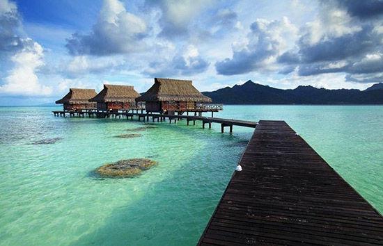 世界5大梦幻水上廊房 在水一方的唯美景致