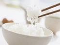 蒸出油润透亮白米饭