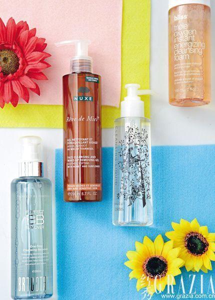 干燥敏感肌肤需要温和水润的卸妆乳