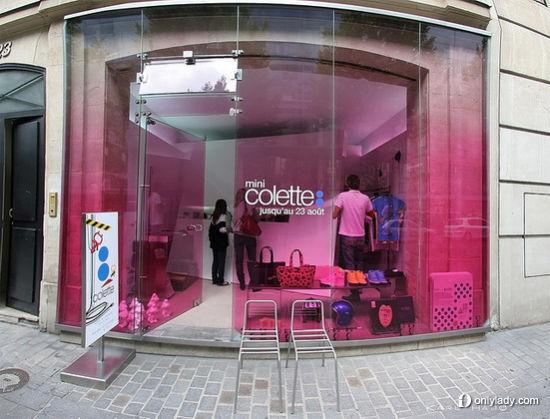 巴黎柯莱特时尚店 (Colette)