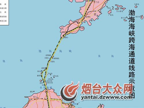 烟台到杭州地图