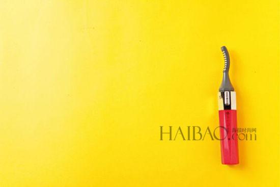 卷翘专业小工具:烫睫毛器