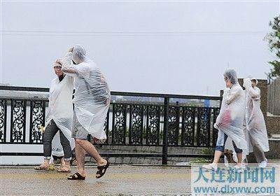 降雨让大连空气更好