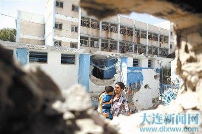 潘基文:以军炮击联合国学校令人震惊