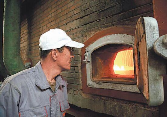 """烘炉,今冬供热燃起""""第一把火"""""""