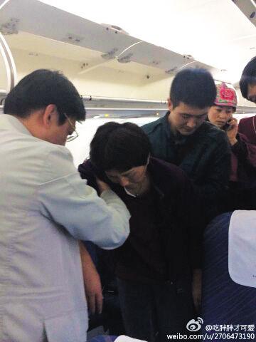 严重心脏病中耳炎等患者不适合乘飞机