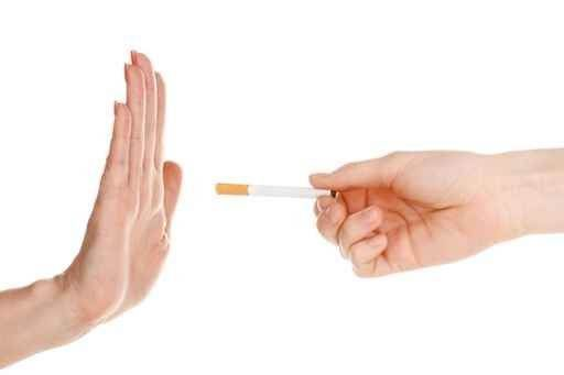 远离吸烟场所