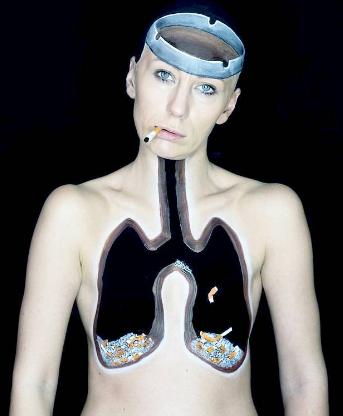 吸烟导致恶性肿瘤